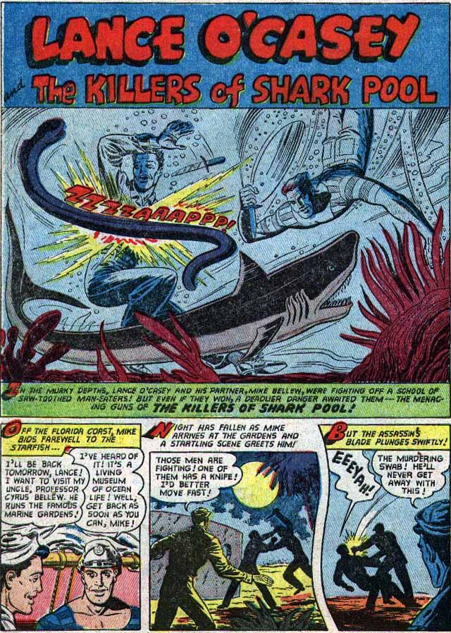 Read online WHIZ Comics comic -  Issue #154 - 10