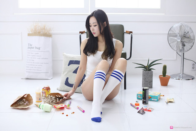 1 Lee Yoon Hee - Pictorial - very cute asian girl-girlcute4u.blogspot.com