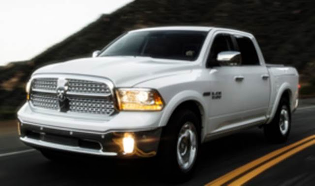 2017 Dodge Ram 1500 Eco sel HFE Release Date