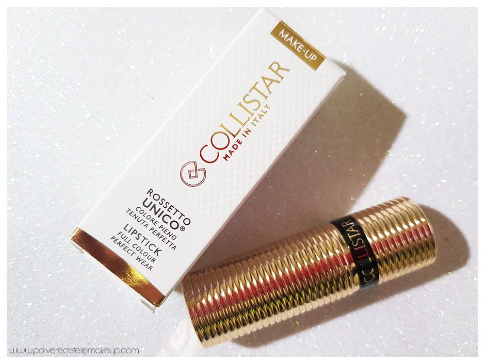Rossetto Unico Collistar Packaging