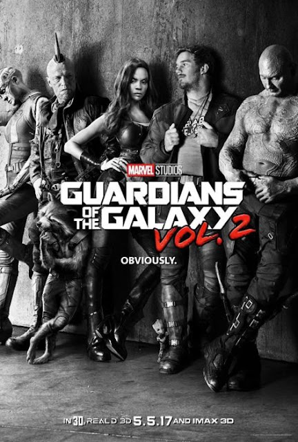Revelan póster y teaser oficiales de Guardians of the Galaxy