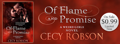 Of Flame and Promise Sale!