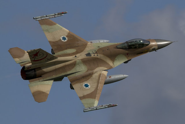 Croatia buy Israeli F-16