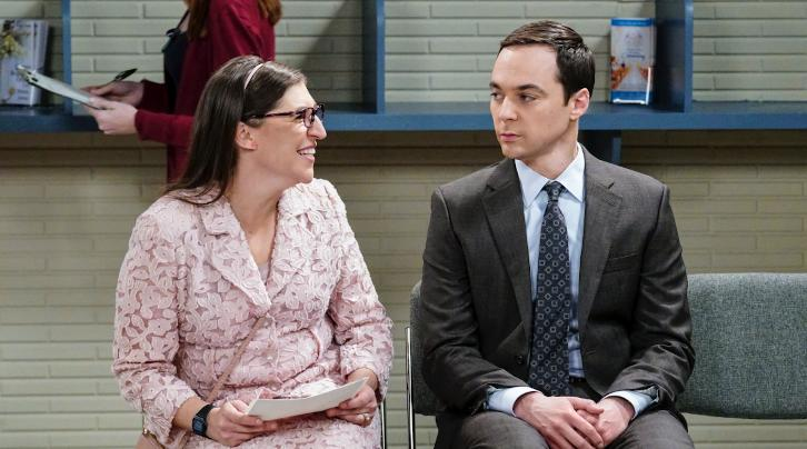 The Big Bang Theory - Episode 11.10 - The Confidence Erosion - Promotional Photos & Press Release