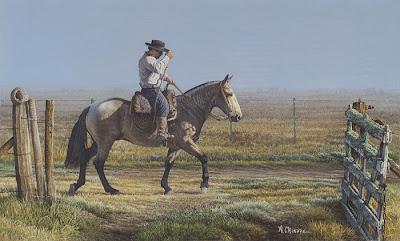 gaucho caballo folklore