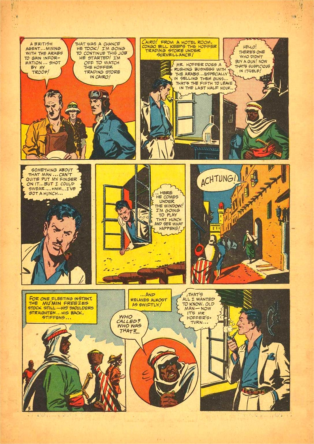 Read online Action Comics (1938) comic -  Issue #50 - 59