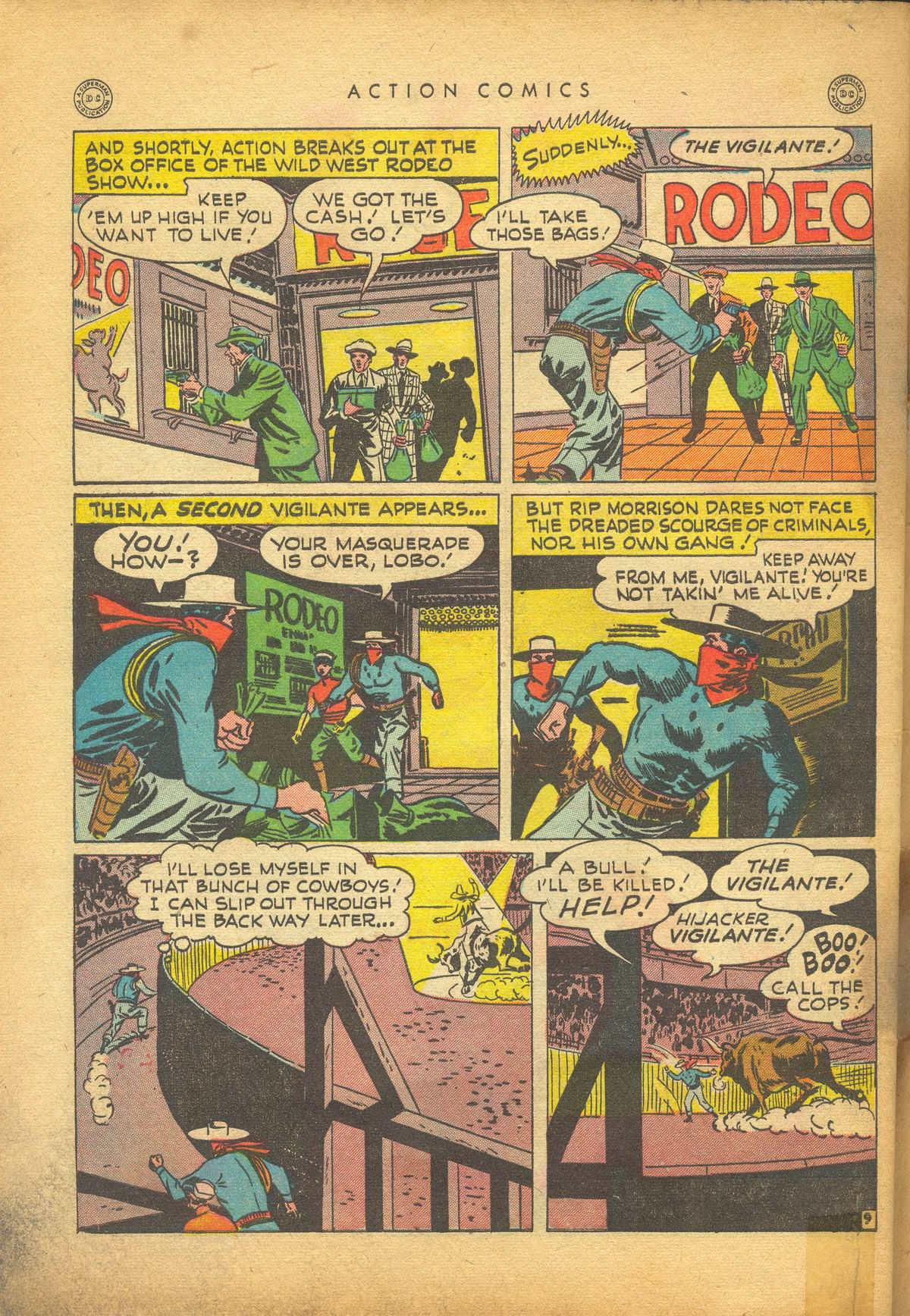 Read online Action Comics (1938) comic -  Issue #112 - 48