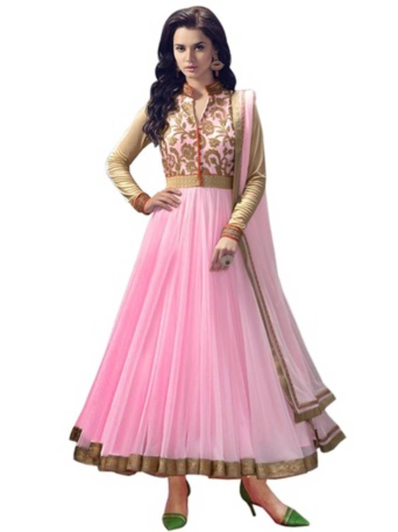 Latest Party Wear Indian Dresses 2017 Styles for Girls - Stylish ...