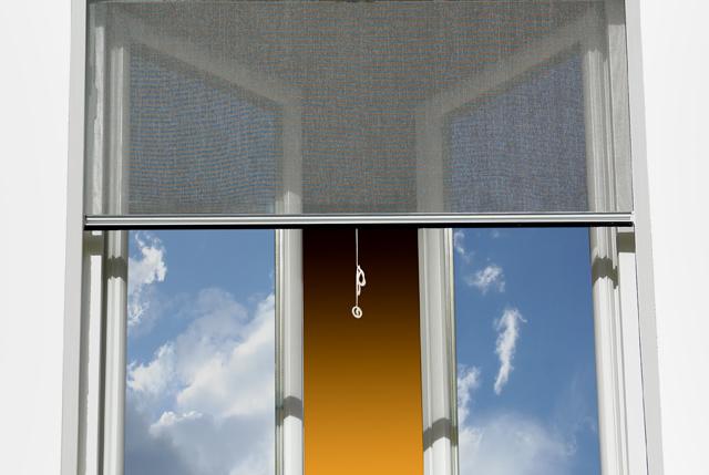 Mosquiteras ventanas aluminio y pvc santander for Mosquiteros de aluminio