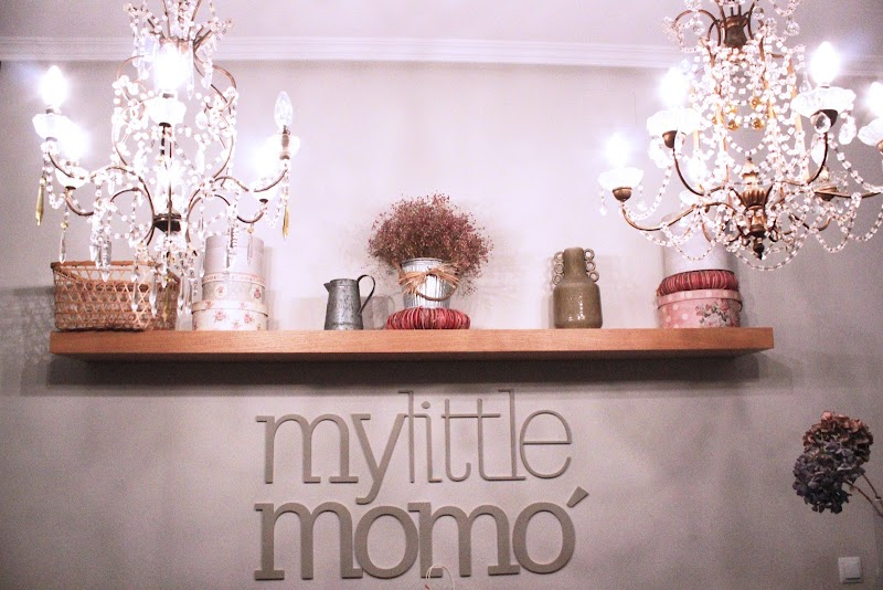MY LITTLE MOMÓ | GIRL DATE ON A GRAY DAY