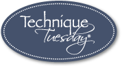 2019 Technique Tuesday Guest Designer