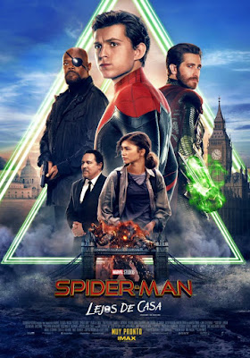 Spider Man Far From Home Movie Poster 4