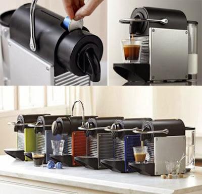Cafetera Nespresso Pixie