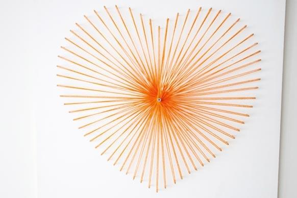 chic girl designs string art. Black Bedroom Furniture Sets. Home Design Ideas