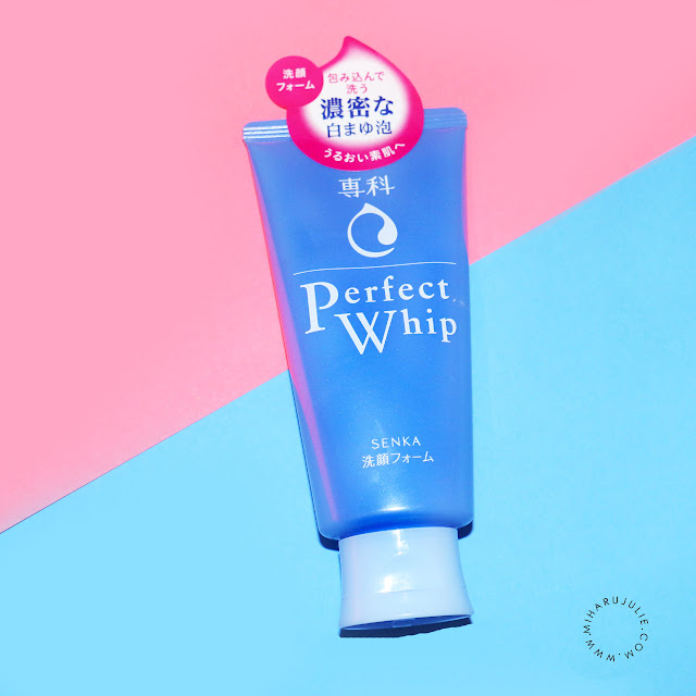 Shiseido Perfect Whip Cleanser Review