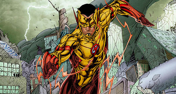 Wally West Kid Flash DC Rebirth