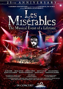 Les Misérables in Concert: The 25th Anniversary Poster
