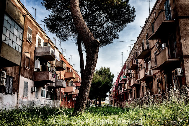 Taranto Tamburi case