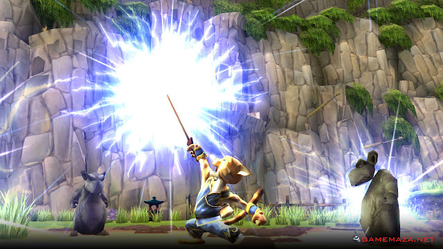 Legend Of Kay Anniversary Gameplay Screenshot 4