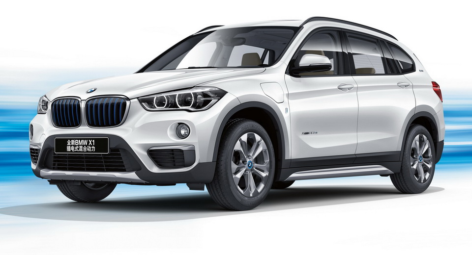 bmw electrifies x1 lwb but only for chinese customers. Black Bedroom Furniture Sets. Home Design Ideas
