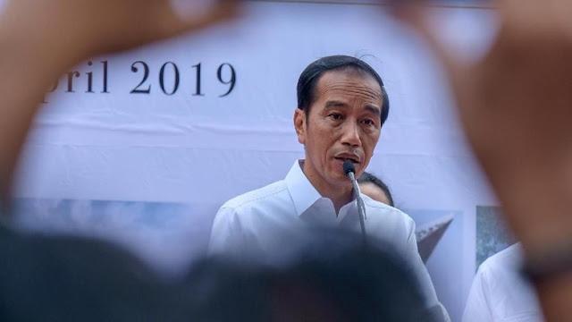 Jokowi: Usai Nyoblos, Tidur, Capai, Istirahat