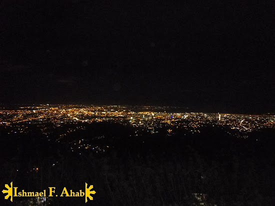 Cebu City from Tops Busay