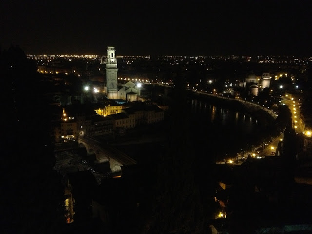 Verona at Night