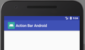 Cara Menambah Icon di Action Bar Android