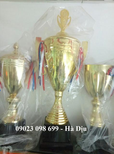 Cúp thể thao , bán cúp vinh danh, sản xuất cúp quà tặng, cúp thể thao mạ vàng, làm cúp thể thao theo yêu cầu