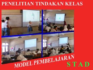Contoh PTK SD dengan menggunakan basis model / metode STAD