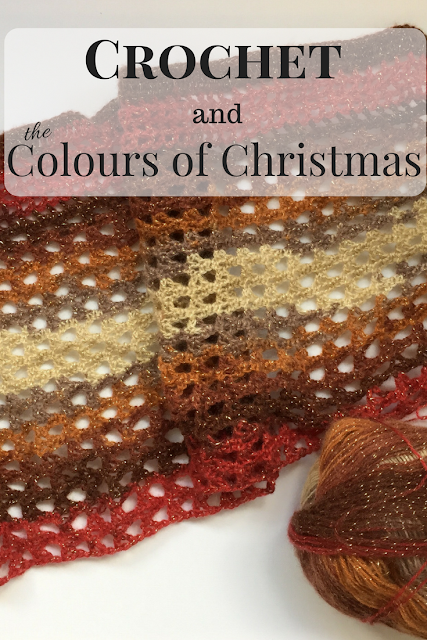 Crochet and the Colours of Christmas
