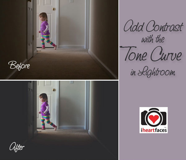 How to Use the Tone Curve in Lightroom to Bump Up Contrast