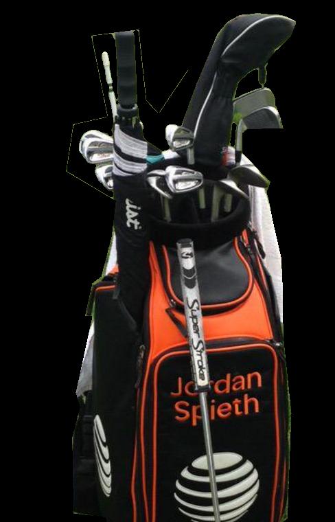 96882eb8f What's In The Bag Jordan Spieth Winner 2016 Tournament Of Champions ...