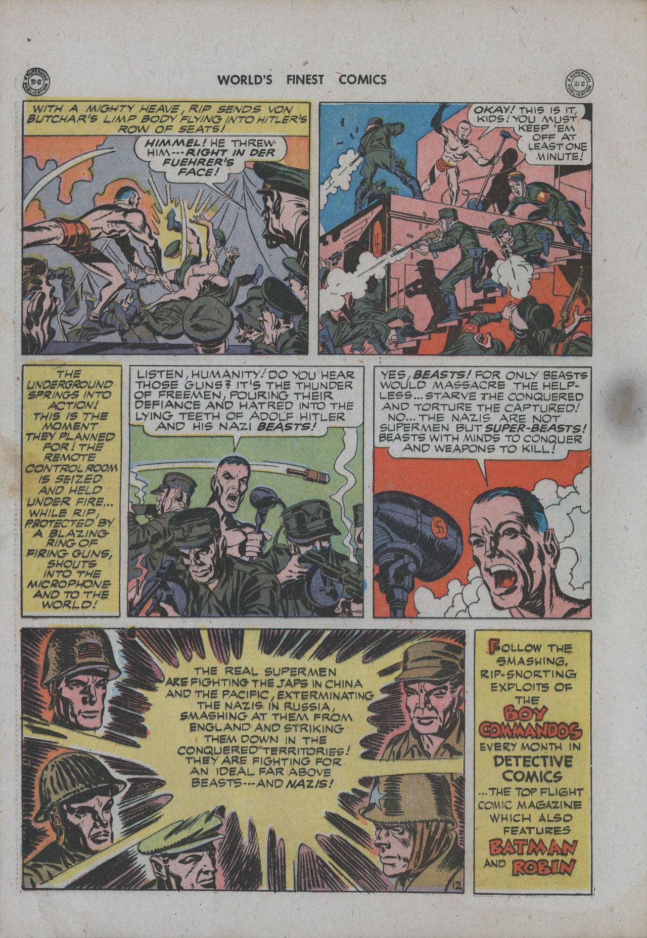 Read online World's Finest Comics comic -  Issue #15 - 61
