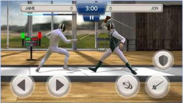 Fencing Swordplay 3D Mod Apk