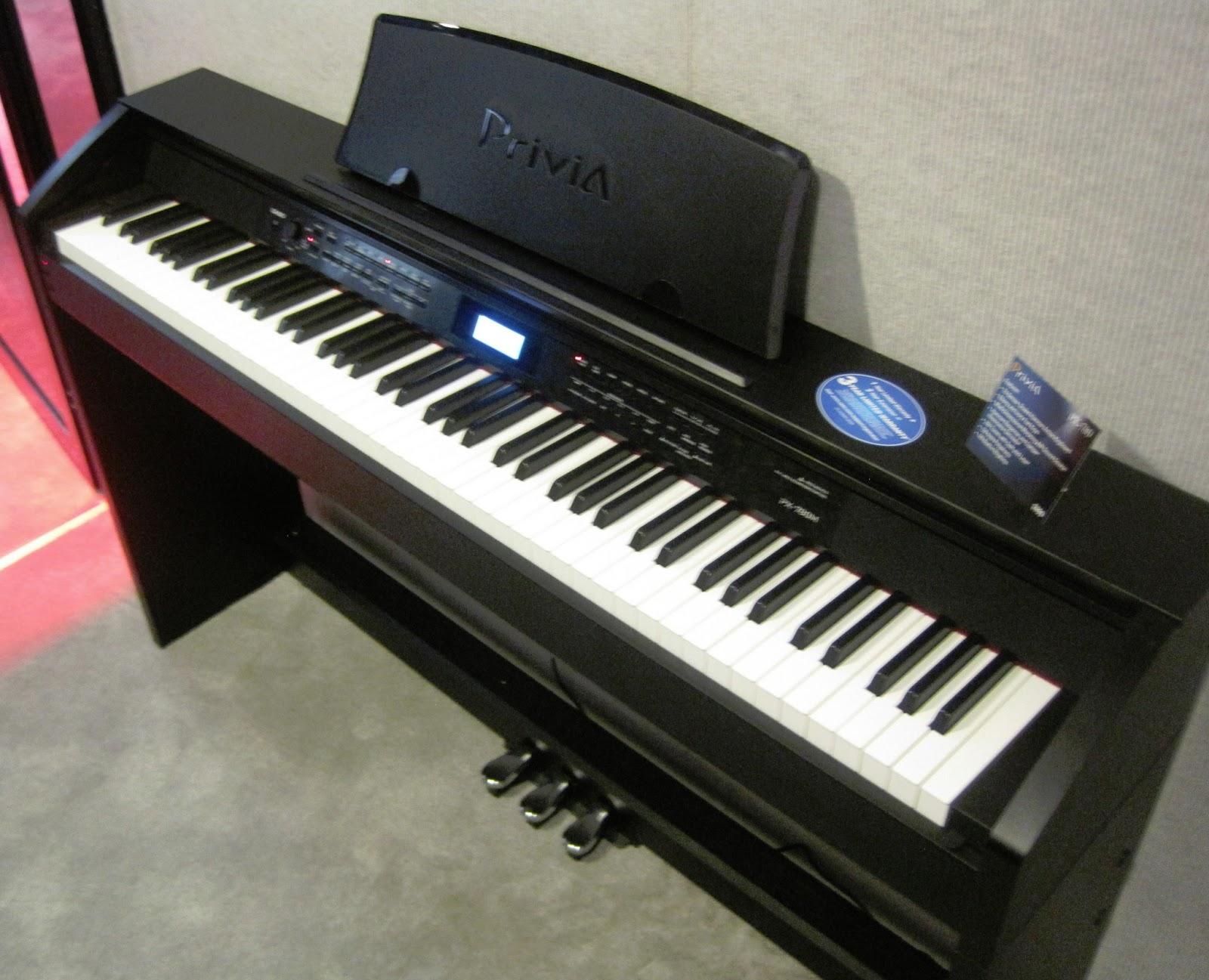 Casio Celviano Ap  Vs Yamaha