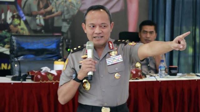 Pembawa Bendera Diduga Simbol HTI di Garut Diancam Bui 3 Pekan, Denda Rp900