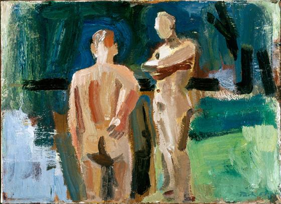 Pintura: David Park