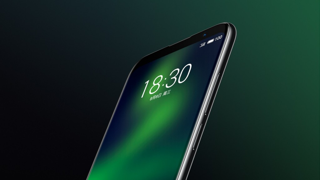 meizu 16 official render