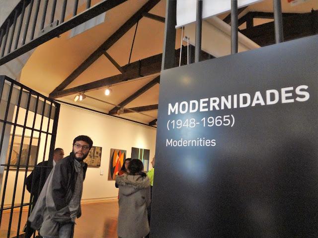 近代(MODERNIDADES)(1948-1965)のコロンビア芸術