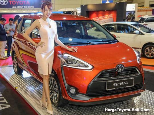 Harga Agung Toyota Kuta Bali