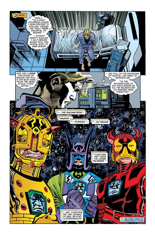 Thor (1998) Issue #15 #16 - English 6
