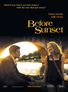 Before Sunset movie poster