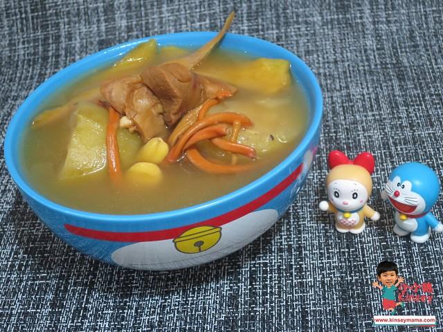 【湯水食譜】蟲草花螺頭節瓜瘦肉湯 提高免疫力 | 湯水 | Sundaykiss 香港親子育兒資訊共享平臺