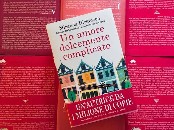 Review Party Un Amore Dolcemente Complicato Di Miranda Dickinson