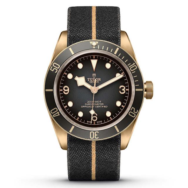 Tudor Black Bay Bronze with Slate Grey Dial 79250BA