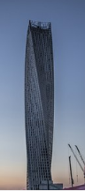 Revolving Tower in Dubai