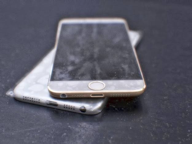 Apple New iPhone 6 touch button Body Pictures Leaked Online