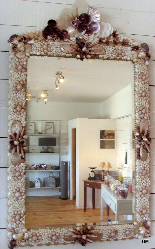 coquillages les miroirs de la mer 05 08 14. Black Bedroom Furniture Sets. Home Design Ideas