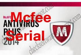 McAfee Antivirus Plus 2020 Crack Activation Key Free Download@
